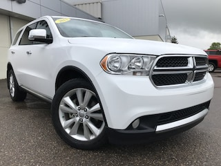 2013 Dodge Durango Crew Plus**Nav | Leather | Remote start** SUV