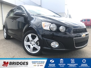 2015 Chevrolet Sonic LT**LOW MILEAGE** Hatchback