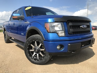 2013 Ford F-150 FX4**BLOWOUT PRICE** Truck SuperCrew Cab