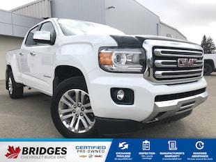2016 GMC Canyon 2WD SLT**RARE FIND** Crew Cab Pickup