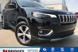 2019 Jeep Cherokee Limited**Priced to sell quick** SUV