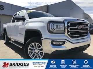 2018 GMC Sierra 1500 SLE**One Owner very clean truck** Truck Double Cab