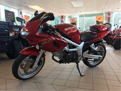 2001 SUZUKI SV650 Showroom condition