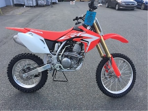 2018 HONDA CRF150R 1 remaining