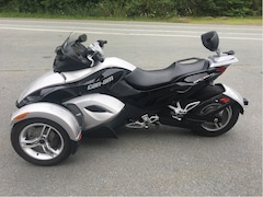2008 CAN-AM Spyder RS - ONLY 8400Km's