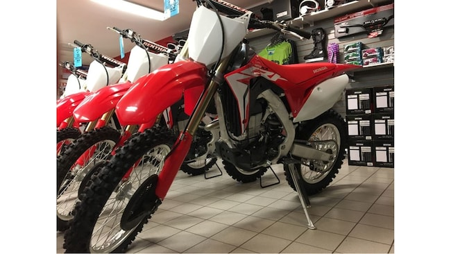 2018 HONDA CRF450RX - SAVE $1500 at Bridgewater Honda Powerhouse