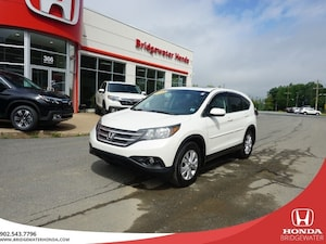 2013 Honda CR-V EX-L - Leather - AWD - Fresh Brake Service!!  AWD