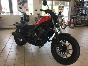 2018 HONDA Rebel SAVE $500 at Bridgewater Honda Powerhouse !