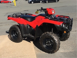 2019 HONDA TRX500 Foreman  ES EPS SAVE $800 at Bridgewater Powerhouse