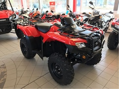 2018 HONDA TRX420 DCT  IRS EPS SAVE $500 at Bridgewater Honda Powerhouse