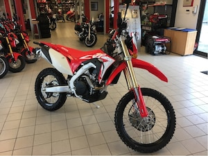 2019 HONDA CRF450L - $39 WEEKLY TAX IN