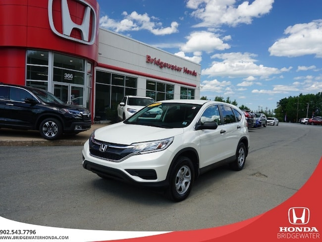 2016 Honda CR-V LX - AWD - Cheapest In Nova Scotia! $4, 000 Below A SUV