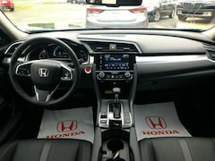 2018 Honda Civic Sedan Touring Sedan