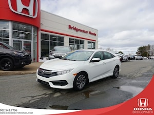 2016 Honda Civic EX - Sunroof - Heated Seats
