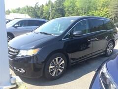 2017 Honda Odyssey Touring Minivan