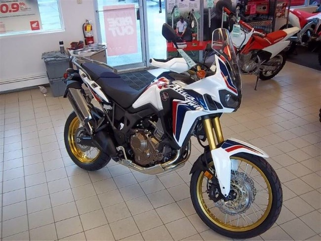 2017 HONDA CRF1000L Africa Twin $44 weekly tax included - SAVE $1000