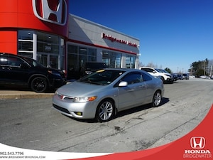 2006 Honda Civic Si - FAST AND FUN - GREAT PRICE - SPOILER - Standa