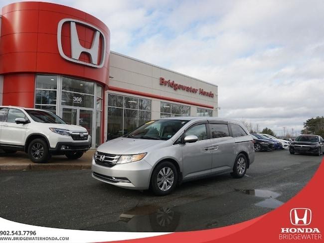 2015 Honda Odyssey EX - FRESH OFF LEASE - SINGLE OWNER Minivan