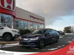 2016 Honda Accord Sport w/Honda Sensing - SPOTLESS - LIKE BRAND NEW Sedan