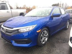 2018 Honda Civic Sedan LX Sedan