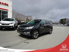 2016 Honda CR-V Touring - Clean Carpoof - Single Owned - Dealer Ma SUV