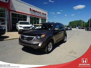 2012 Kia Sportage LX - FWD - Clean Carproof - Dealer Maintained AWD