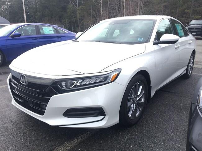 2018 Honda Accord Sedan LX Sedan
