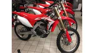 2018 HONDA CRF250R DEMO - SAVE $2000 at Bridgewater Honda Powerhouse
