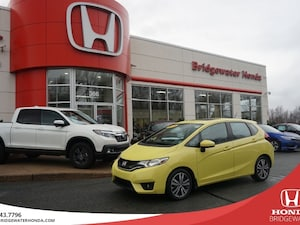 2015 Honda Fit EX - SINGLE OWNER - FRESH OFF LEASE - NEW TIRES