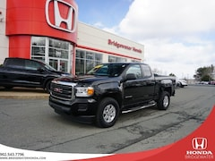 2017 GMC Canyon 4WD 4x4 Truck
