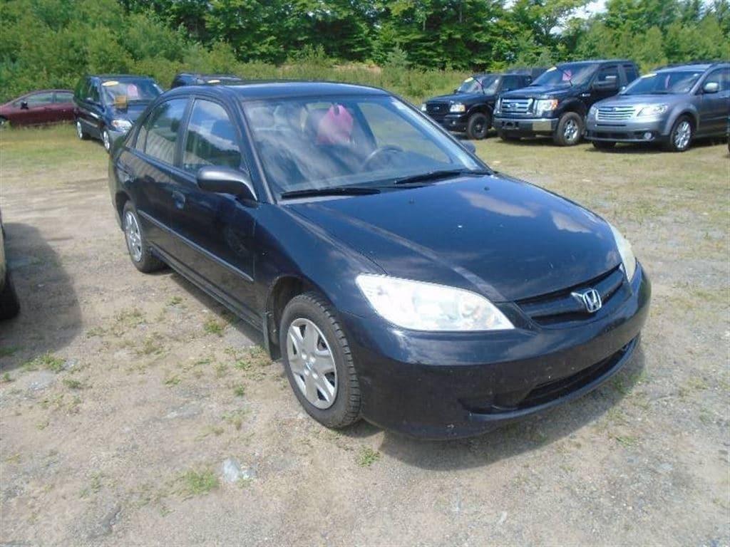 2005 Honda Civic DX Sedan