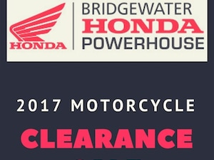 2017 HONDA Other SAVE UP TO $2000