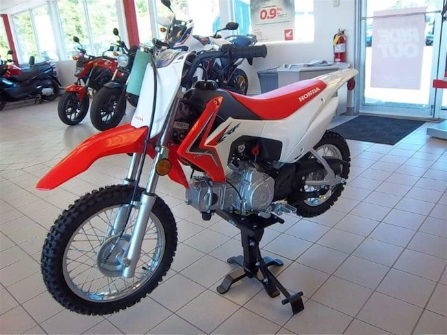 2018 HONDA CRF110F SAVE $400 at Bridgewater Honda Powerhouse