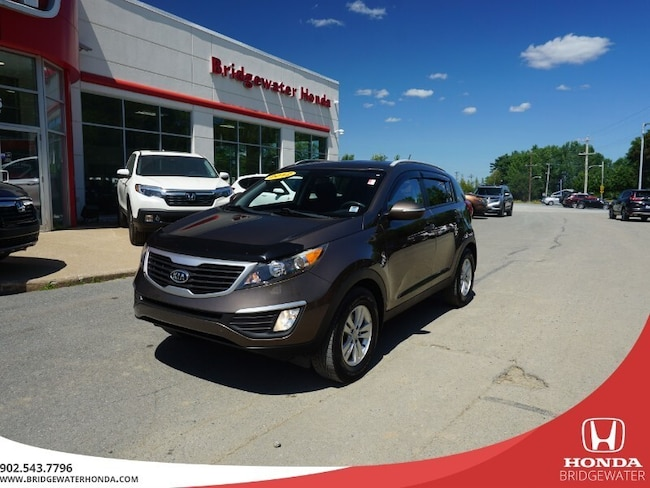 2012 Kia Sportage LX - FWD - Clean Carproof - Dealer Maintained AWD SUV