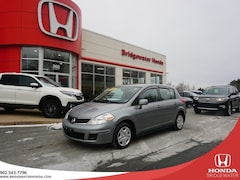 2012 Nissan Versa 1.8 S - LOTS OF LEG ROOM Hatchback
