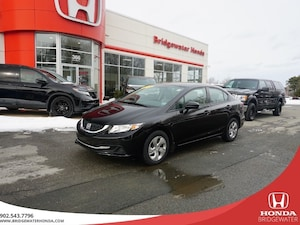 2015 Honda Civic LX - Heated Seats - Well maintained