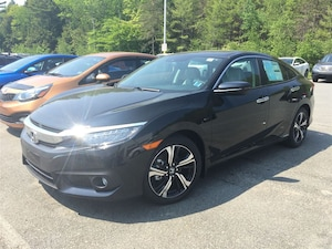 2017 Honda Civic Sedan Touring Sedan