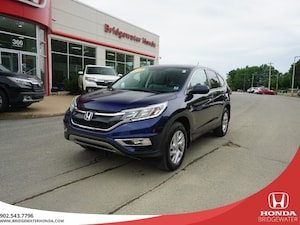 2016 Honda CR-V EX-L - AWD - Leather!!! Sunroof!! Clean Carproof A