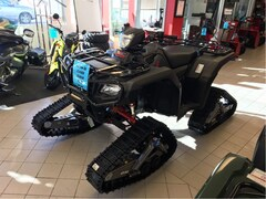 2018 HONDA Rubicon DELUXE - WITH TRACK PKG