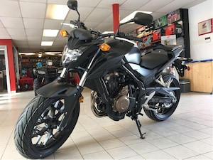 2018 HONDA CB500FA SAVE $500 at Bridgewater Honda Powerhouse !