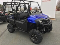 2019 HONDA Pioneer 700-4 Deluxe - INCLUDES FABRIC ROOF & REAR PANEL