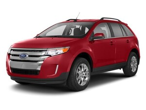 2013 Ford Edge SEL - LOTS OF SPACE FOR THE FAMILY