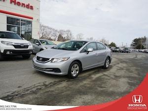 2013 Honda Civic LX - Manual - GREAT PRICE