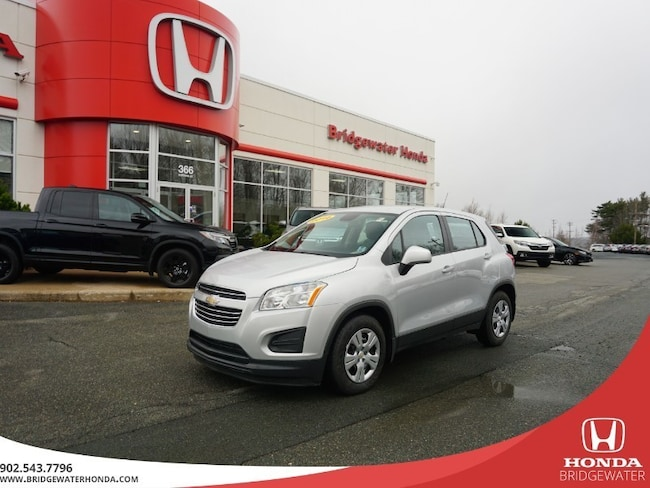 2016 Chevrolet Trax LS - Compact - Fuel Efficient - Immaculate Turbo SUV