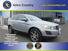 2013 Volvo XC60 T6 SUV YV4902DZ9D2425638 for sale in Somerville, NJ at Bridgewater Volvo