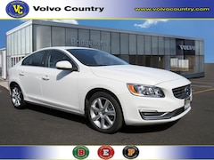 Certified Pre-Owned 2016 Volvo S60 T5 Drive-E Premier Sedan YV126MFKXG2412135 for Sale in Edison