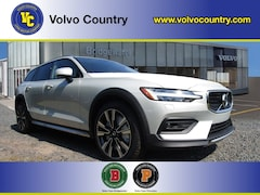New 2020 Volvo V60 Cross Country T5 Wagon for sale in Somerville, NJ at Bridgewater Volvo