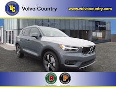 New 2021 Volvo XC40 T5 Momentum SUV for sale near Princeton, NJ at Volvo of Princeton