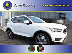 New 2020 Volvo XC40 T5 Momentum SUV for sale in Somerville, NJ at Bridgewater Volvo
