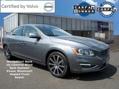 Certified Pre-Owned 2017 Volvo S60 T5 Inscription Sedan LYV402HK1HB132010 for Sale in Edison